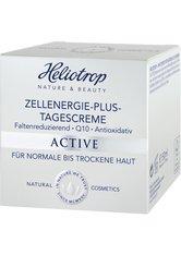 Heliotrop ACTIVE Active - Zellenergie-Plus Tagescreme 50ml Gesichtscreme 50.0 ml