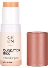 GRN NATURKOSMETIK - Groen Produkte Groen Produkte Foundation Stick Foundation 6.0 g - Foundation