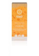 Khadi Naturkosmetik Produkte Pflanzenhaarfarben - Hellblond 100g Haarfarbe 100.0 g