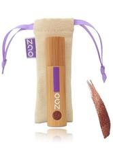 ZAO - ZAO essence of nature Lip-Lack 033 Pearly Brown Pink 5 ml - Lipgloss - LIPGLOSS