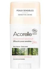 Acorelle Produkte Deo Gel - Spices Wood 45g Deodorant 45.0 g