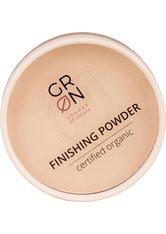 GRN Finishing Powder white ash 9 Gramm - Puder