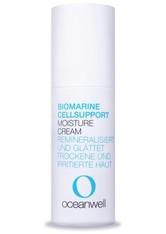 Oceanwell Produkte Biomarine Cellsupport - Moisture Cream 100ml Gesichtspflege 100.0 ml