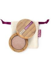 ZAO - ZAO essence of nature Perlmutter Lidschatten 105 Golden Sand 3 Gramm - LIDSCHATTEN