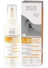 Eco Cosmetics Produkte Transparent - Sonnenöl LSF30 50ml Sonnencreme 50.0 ml