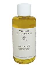 Michael Droste-Laux Massageöl nach ayurvedischem Verfahren 100 ml