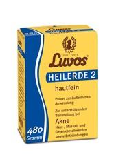 Luvos Heilerde Produkte Luvos HEILERDE 2 hautfein,480g Anti-Pickel-Maske 0.48 kg