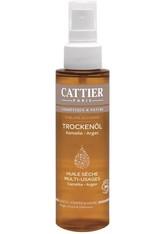 CATTIER - Cattier Huile Sèche, Trockenöl 100 ml - Tages- und Nachtpflege - KÖRPERCREME & ÖLE