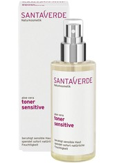 Santaverde Gesichtspflege Aloe Vera - Toner sensitive 100ml Gesichtswasser 100.0 ml