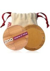 ZAO - ZAO essence of nature Perlmutter Lidschatten 113 Copper Gold 3 Gramm - LIDSCHATTEN