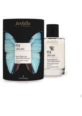 Farfalla Produkte Men - Besänftigender Aftershave Balsam Sandalwood 100ml  100.0 ml