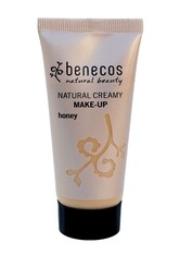 benecos Foundation Natural Creamy Make Up - Honey 30ml Foundation 30.0 ml