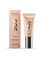 MÁDARA Augen & Lippen SOS Eye Revive Hydra Creme und Maske Augencreme 1.0 pieces