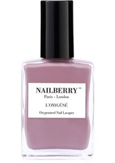 Nailberry Nägel Nagellack L'Oxygéné Oxygenated Nail Lacquer Love Me Tender 15 ml