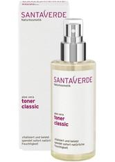 Santaverde Gesichtspflege Aloe Vera - Toner classic 100ml Gesichtswasser 100.0 ml