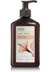 AHAVA - AHAVA Mineral Botanic Velvet Body Lotion - KÖRPERCREME & ÖLE