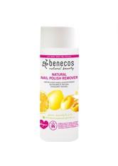 benecos Natural Nail Polish Remover 125 ml - Nagellackentferner