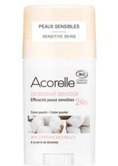 Acorelle Produkte Deo Gel - unpafümiert 45g Deodorant 45.0 g