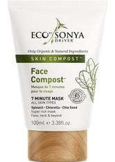 Eco By Sonya Face Compost 100 ml - Gesichtsmaske