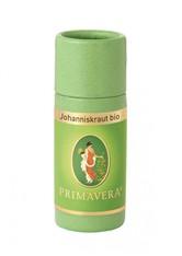 Primavera Health & Wellness Ätherische Öle bio Johanniskraut bio 1 ml