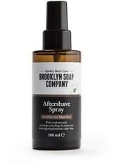 Brooklyn Soap Sensitiv mit Menthol After Shave Spray  150 ml