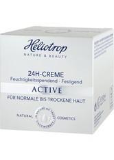 HELIOTROP - Heliotrop Active 24h Creme 50 ml - Tages- und Nachtpflege - TAGESPFLEGE