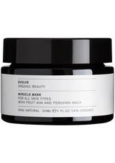 Evolve Organic Beauty Hautpflege Miracle Mask Anti-Aging Pflege 60.0 ml