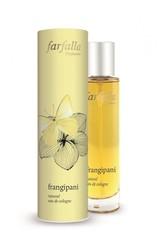 Farfalla Produkte Natural Eau de Cologne - Frangipani 50ml Eau de Cologne 50.0 ml