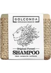 GOLCONDA NATURKOSMETIK - Golconda Produkte Golconda Produkte Haarseifen Shampoo - Original Formel 65g Trockenshampoo 65.0 g - Shampoo