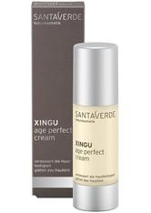 SANTAVERDE - Santaverde Gesichtspflege Santaverde Gesichtspflege Xingu age perfect cream Gesichtscreme 30.0 ml - Tagespflege