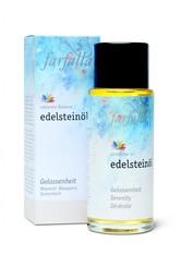 FARFALLA - Farfalla Edelsteinöl Gelassenheit 80 ml - Hautpflege - TAGESPFLEGE