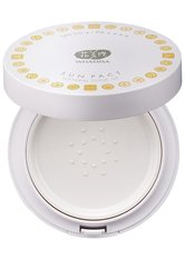 WHAMISA Produkte Organic Flowers Sun Pact Natural Tone Up 16g Sonnencreme 16.0 g