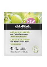 Dr. Scheller Arganöl & Amaranth Arganöl & Amaranth - Tuchmaske Tuchmaske 1.0 st