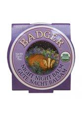 BADGER BALM - Badger Balm Night 56 g - Hautpflege - DUSCHEN & BADEN
