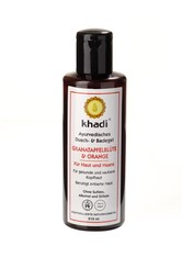 Khadi Naturkosmetik Produkte Dusch-& Badegel - Granatapfel & Orange 210ml Duschgel 210.0 ml