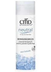 CMD - CMD Naturkosmetik Neutral Reinigungsmilch 200 ml - Gesichtsreinigung - CLEANSING