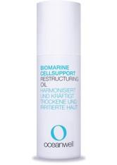 Oceanwell Produkte Biomarine Cellsupport - Restructuring Oil 150ml Gesichtspflege 150.0 ml