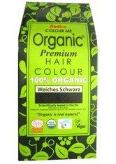 Radico Produkte Haarfarbe - Weiches Schwarz 100g  100.0 g