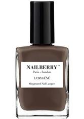 Nailberry Nägel Nagellack L'Oxygéné Oxygenated Nail Lacquer Taupe La 15 ml