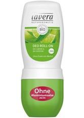Lavera Körperpflege Body SPA Deodorants Bio-Limone & Bio-Verveine Deodorant Roll-On 50 ml