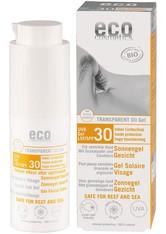 Eco Cosmetics Produkte Transparent - Sonnengel LSF30 30ml Sonnencreme 30.0 ml