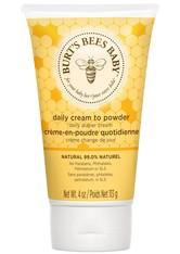 Burt's Bees Baby Bee Cream to Powder 2 in 1 110 Gramm - Hautpflege