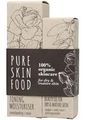 PURE SKIN FOOD - Pure Skin Food Pflege-Set für trockene & reife Haut 1 Stück - PFLEGESETS