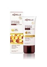Acorelle Produkte AOA Protecteur de Jeunesse Nachtcreme 50ml Gesichtscreme 50.0 ml
