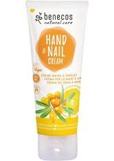 benecos Hand Sanddorn - Hand & Nail Cream 75ml Handcreme 75.0 ml
