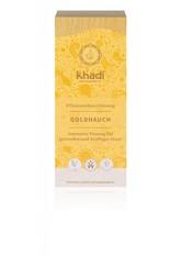 Khadi Naturkosmetik Produkte Pflanzenhaarfarben - Goldhauch 100g Pflanzenhaarfarbe 100.0 g