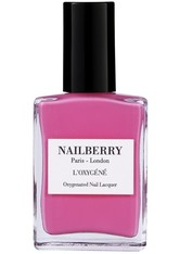Nailberry Nägel Nagellack L'Oxygéné Oxygenated Nail Lacquer Pink Tulip 15 ml