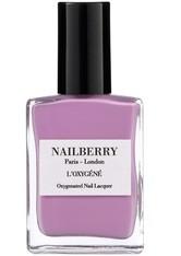 NAILBERRY - Nailberry Lilac Fairy 15 ml - Nagellack - NAGELLACK