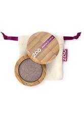 ZAO - ZAO essence of nature Perlmutter Lidschatten 107 Brown Grey 3 Gramm - LIDSCHATTEN