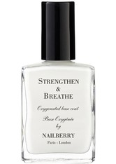 Nailberry 12 Free Breathable Luxury Nail Polish Strengthen and Breathe 15ml
